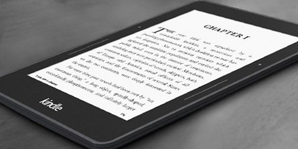 Imagem de Tudo sobre o Kindle Voyage, o melhor eReader já lançado pela Amazon no site TecMundo