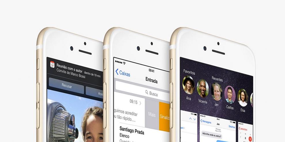 Imagem de 6 dicas para economizar bateria no iOS 8 no site TecMundo
