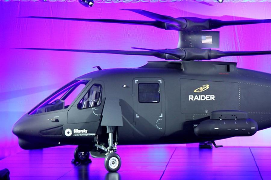 Imagem de Sikorsky mostra novo helicóptero de hélice-dupla capaz de atingir 434 km/h no site TecMundo