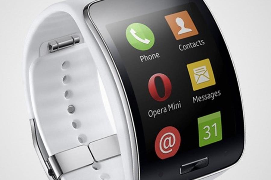 Imagem de Smartwatch Samsung Gear S deverá receber Opera Mini como primeiro browser no site TecMundo