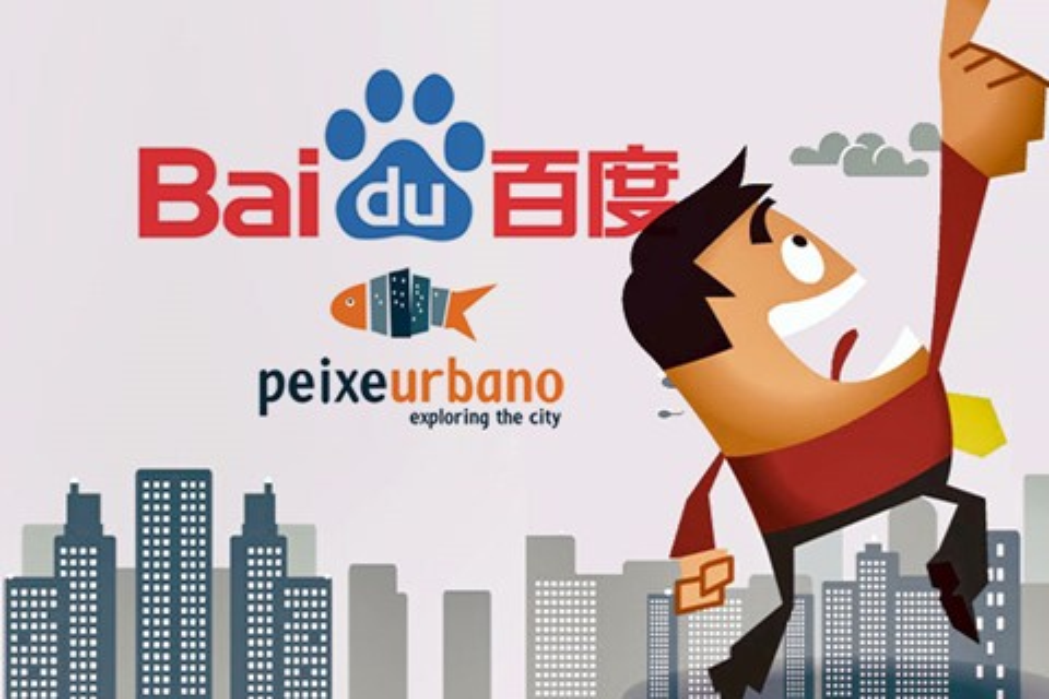 Imagem de Peixe Urbano e Baidu falam sobre planos de expansão no Brasil no site TecMundo