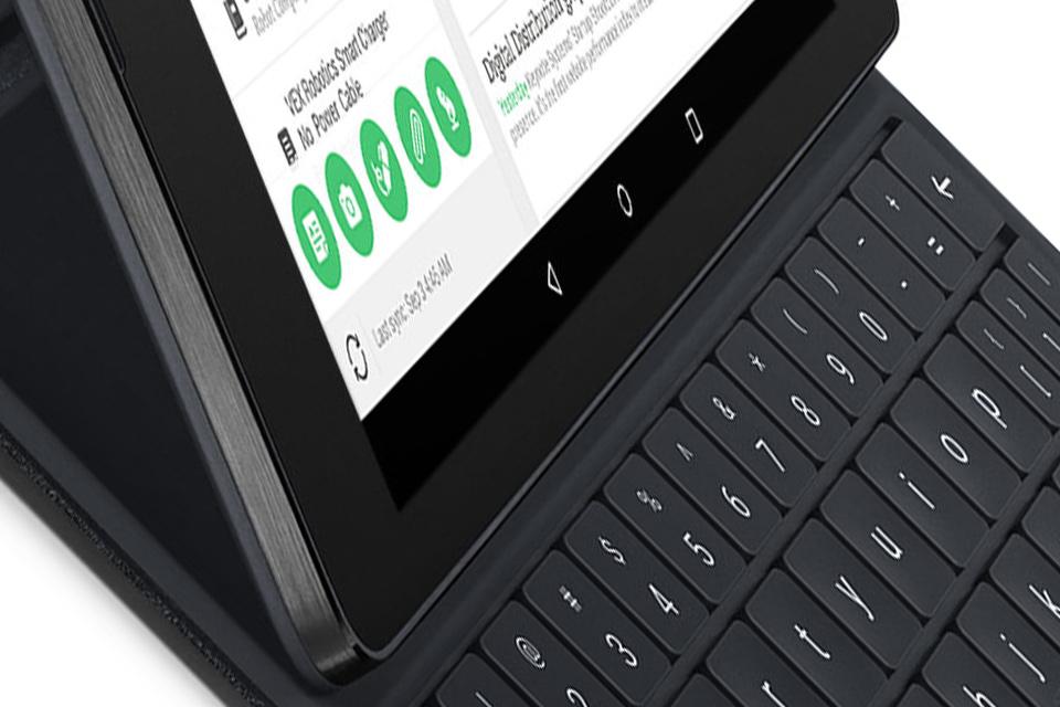 Imagem de Conheça o Keyboard Folio, o case com teclado para o HTC Nexus 9 no site TecMundo