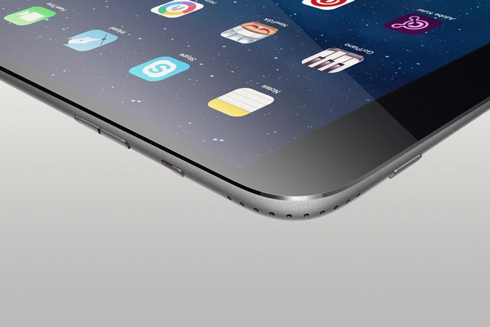 Imagem de iPad Pro não está pronto para ser revelado, dizem funcionários da Apple no site TecMundo