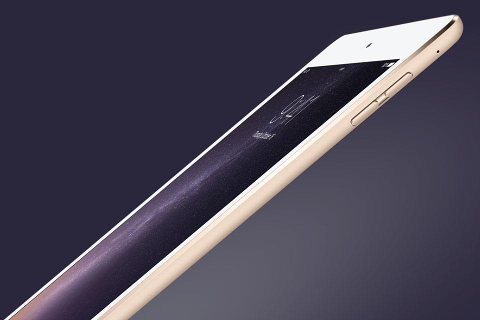 Imagem de iPad Air 2 é o novo tablet mais fino do mundo no site TecMundo