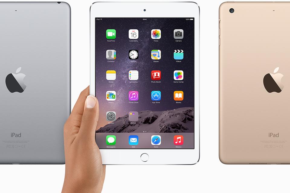 Imagem de Apple libera pré-venda nos Estados Unidos de iPad Air 2 e iPad Mini 3 no site TecMundo