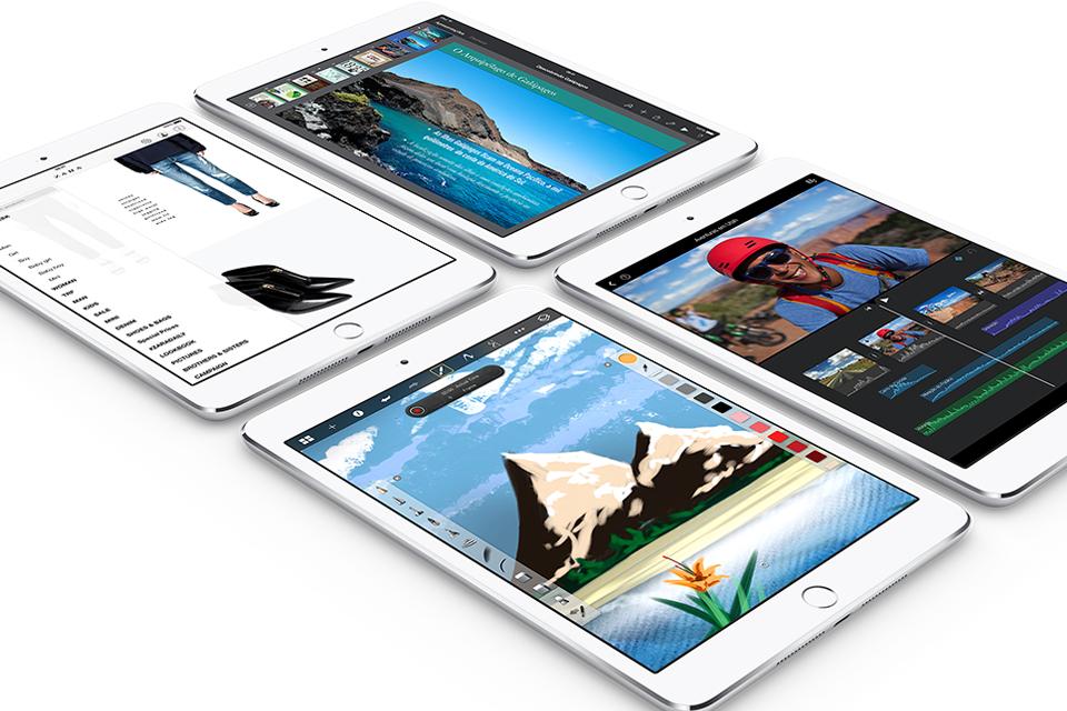 Imagem de Bateria do iPad mini 3 dura menos que a do iPad mini 2 no site TecMundo