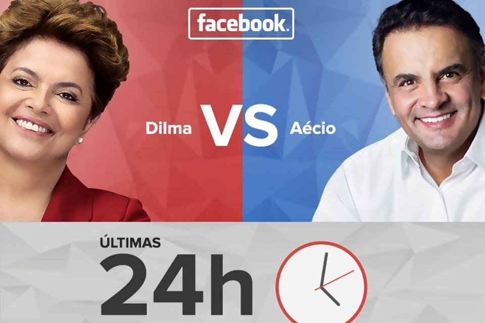 Imagem de Eleições 2014: infográfico mostra números do Facebook durante o domingo no site TecMundo