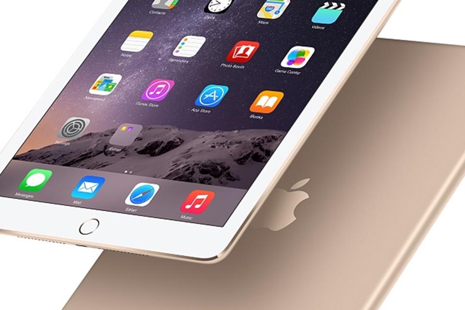 Imagem de iPad Air 2: Apple gasta cerca de US$ 275 para construir modelo de entrada no site TecMundo