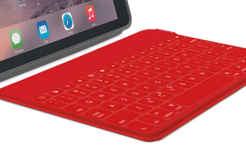 Imagem de Keys-To-Go é novo teclado da Logitech para aparelhos iOS e Apple TV no site TecMundo