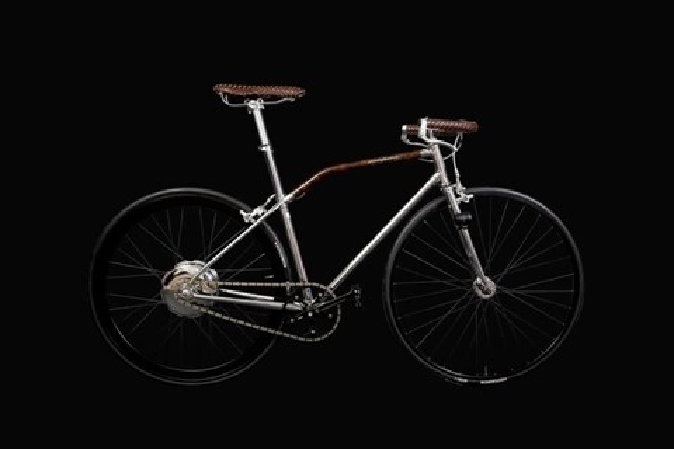 Imagem de Empresa responsável pelo design da Ferrari cria bike de mais de R$ 28 mil no site TecMundo