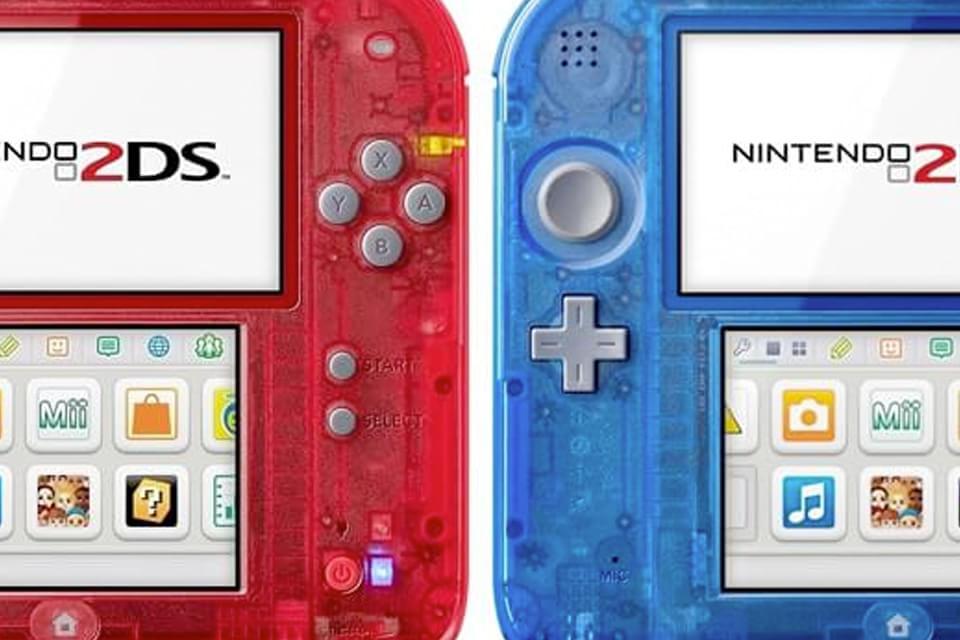 Imagem de Nintendo 2DS transparentes de Pokémon OR/AS chegam em 21 de novembro no site TecMundo