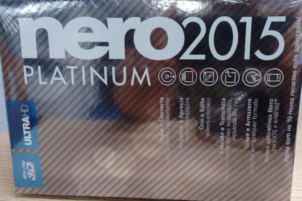 Imagem de Com novidades para iOS e Android, Nero 2015 está disponível no Brasil no site TecMundo