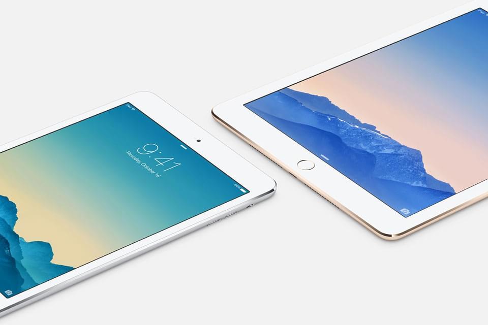 Imagem de iPad Air 2 é melhor do que todos nós imaginávamos no site TecMundo