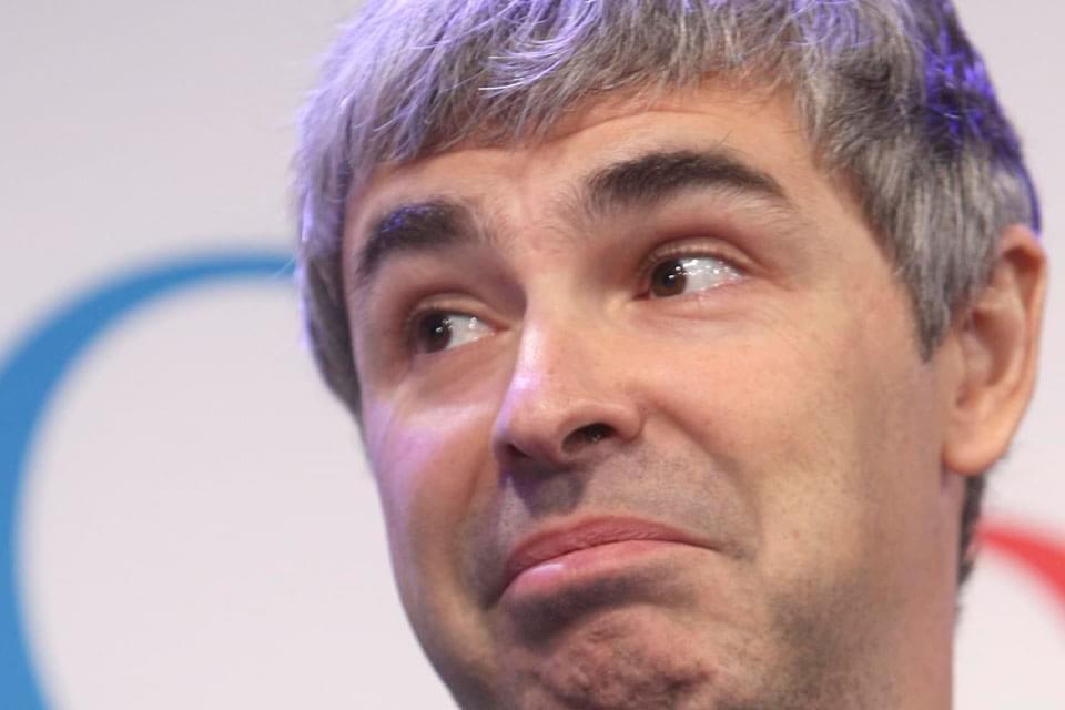 Imagem de Larry Page é o CEO mais ambicioso do universo segundo a revista Fortune no site TecMundo