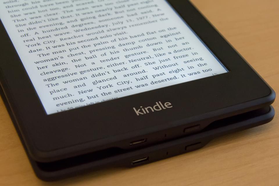 Imagem de Amazon atualiza Kindle e permite que familiares compartilhem seus livros no site TecMundo