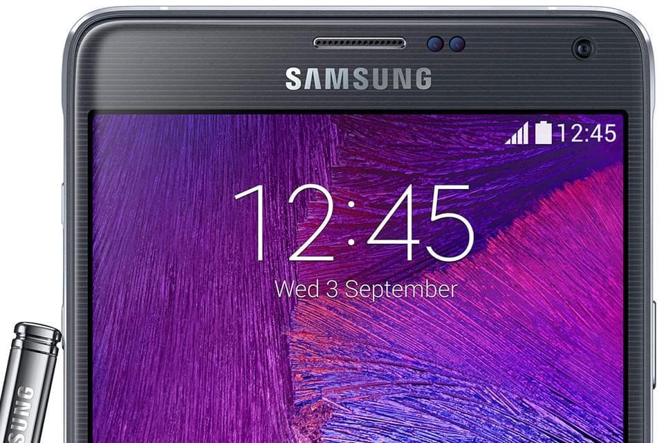 Imagem de Samsung Galaxy Note 4 ganha suporte a espelhamento via Chromecast no site TecMundo