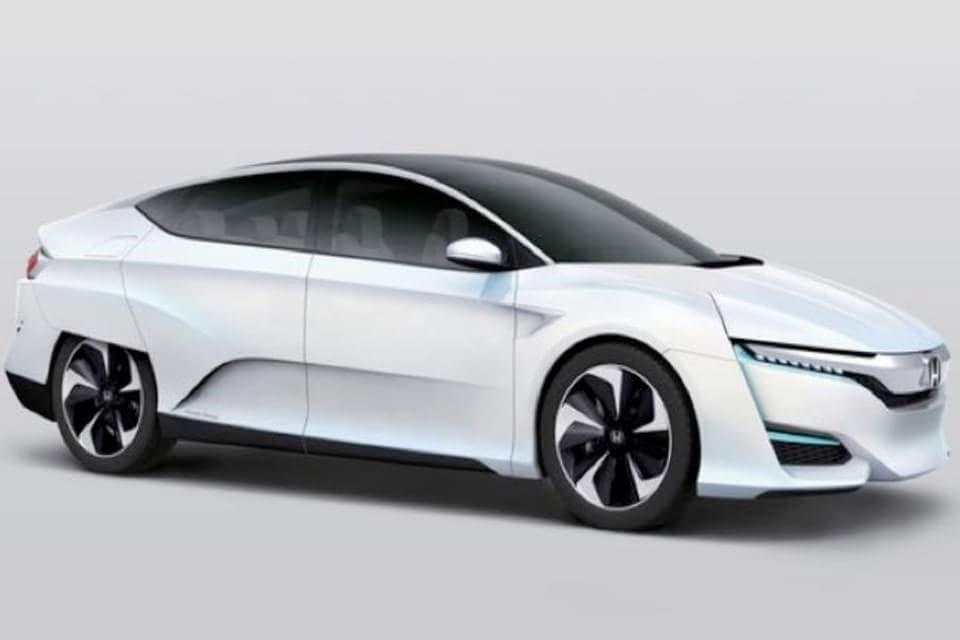 Imagem de Novo carro da Honda com célula-combustível tem visual de cair o queixo no site TecMundo