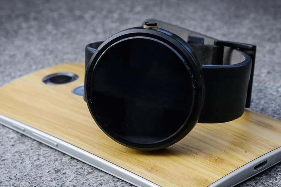 Imagem de Moto 360: segunda geração do smartwatch da Motorola pode estar chegando no site TecMundo