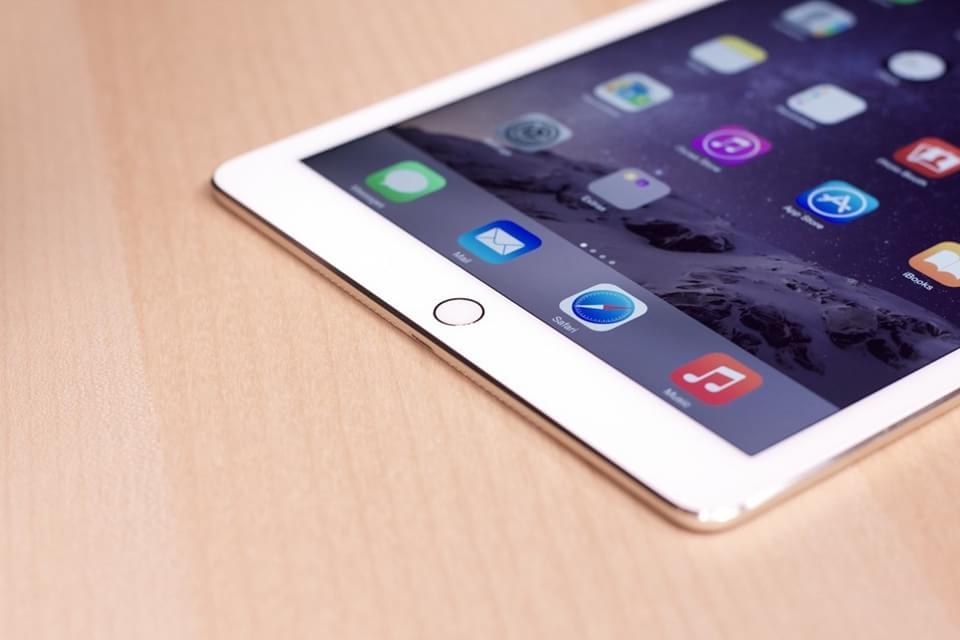 Imagem de Versão WiFi do iPad Air 2, a última que faltava, finalmente foi homologada no site TecMundo