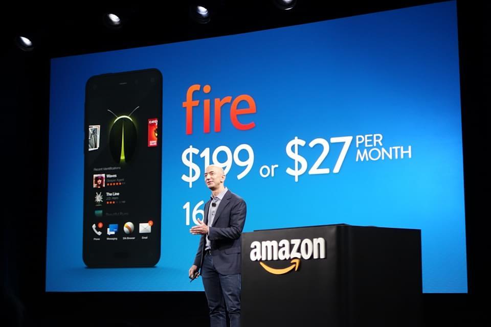 Imagem de Amazon Fire Phone sofre novo corte de preço em mais uma queima de estoque no site TecMundo