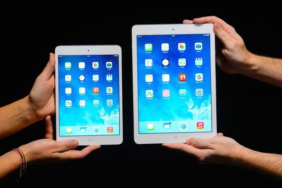 Imagem de iPad Air 2 e iPad mini 3 devem chegar às lojas do Brasil em dezembro no site TecMundo