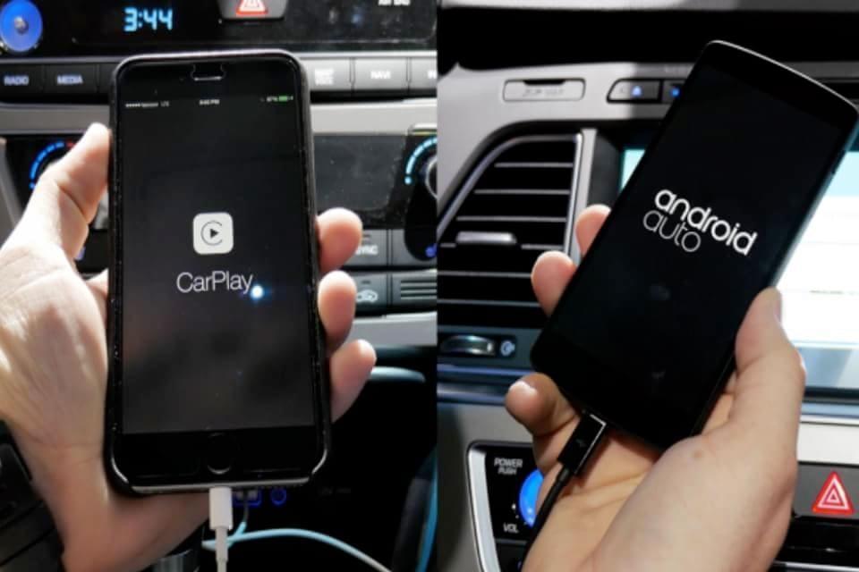 Imagem de Confira o que o Google Auto e o Apple CarPlay têm a oferecer [vídeo] no site TecMundo