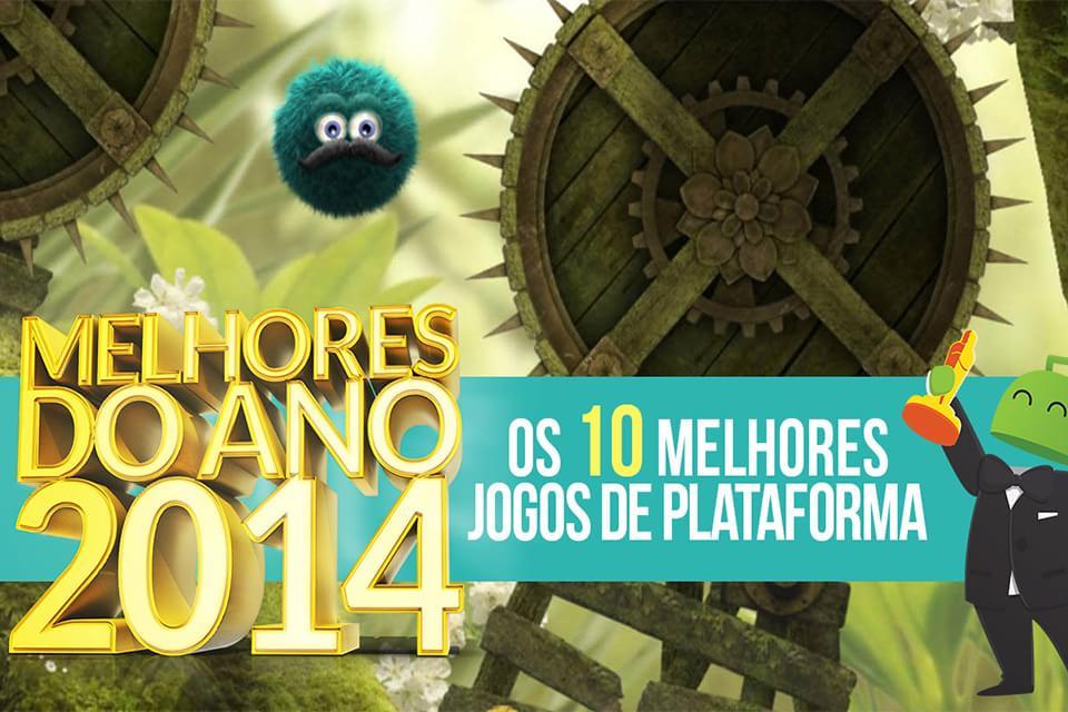 Imagem de Android: os 10 melhores jogos de plataforma de 2014 no site TecMundo