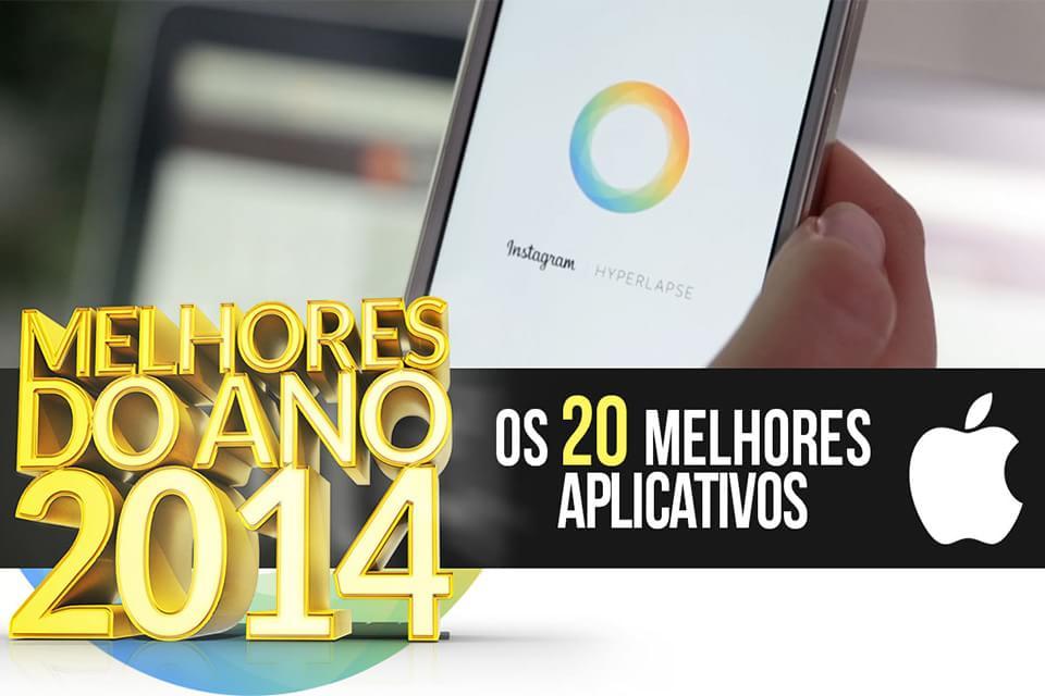 Imagem de iOS: os 20 melhores aplicativos de 2014 no site TecMundo