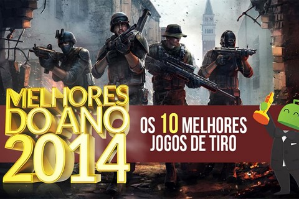 Imagem de Android: os 10 melhores jogos de tiro de 2014 no site TecMundo