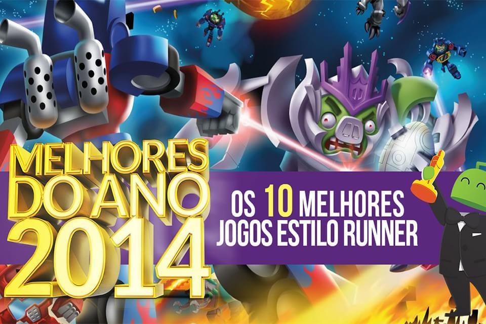 Imagem de Android: os 10 melhores jogos estilo runner de 2014 no site TecMundo