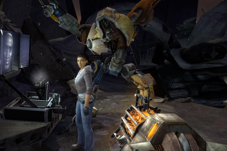Imagem de Half-Life 2: Episode One também chega ao NVIDIA Shield no site TecMundo