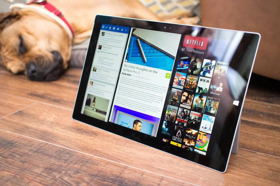 Imagem de Surface Pro 4 terá duas versões e preço menor que o anterior no site TecMundo