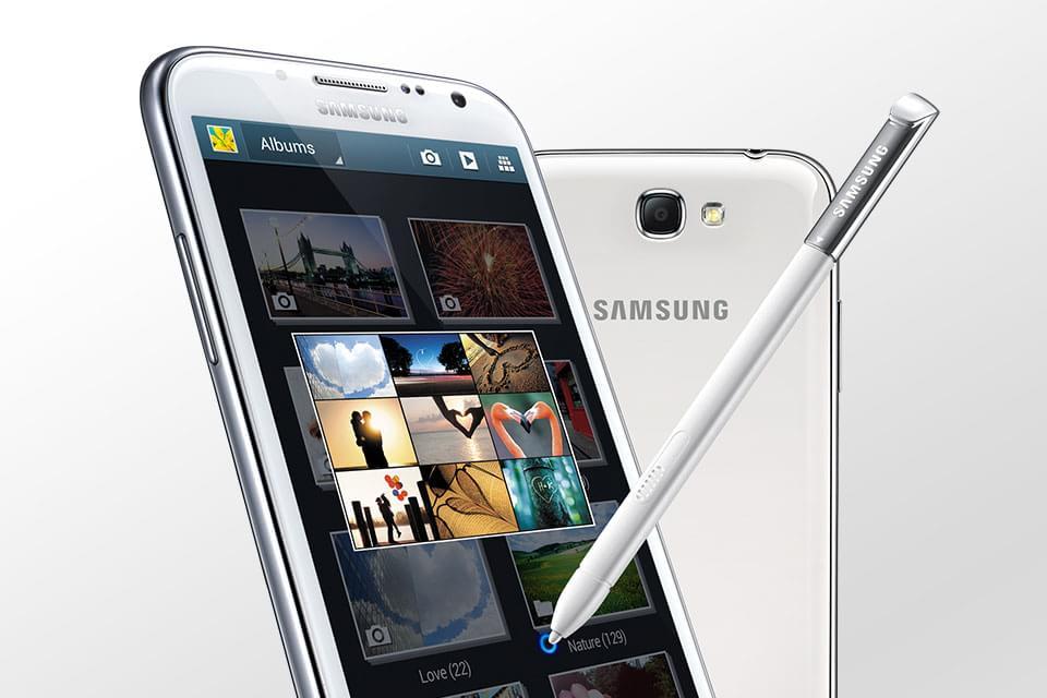 Imagem de Galaxy Note 2 vai receber Android Lollipop no site TecMundo