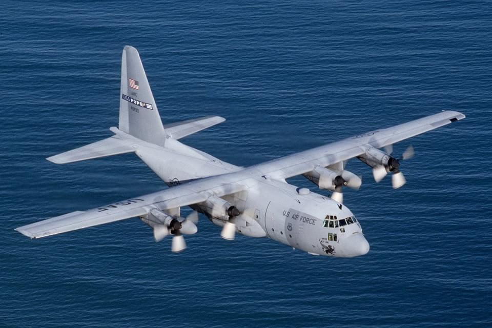 Imagem de C-130 Hercules: um avião que pousa em qualquer lugar no site TecMundo