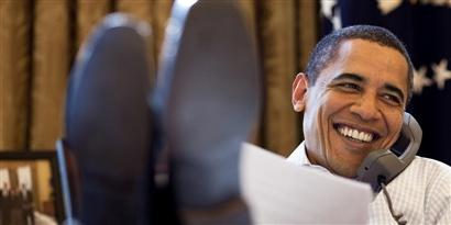 Imagem de Agenda do presidente Obama neste fim de semana: ver Game of Thrones! no site TecMundo