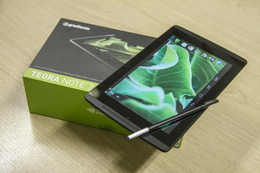 Review: tablet Gradiente Tegra Note 7 [vídeo]