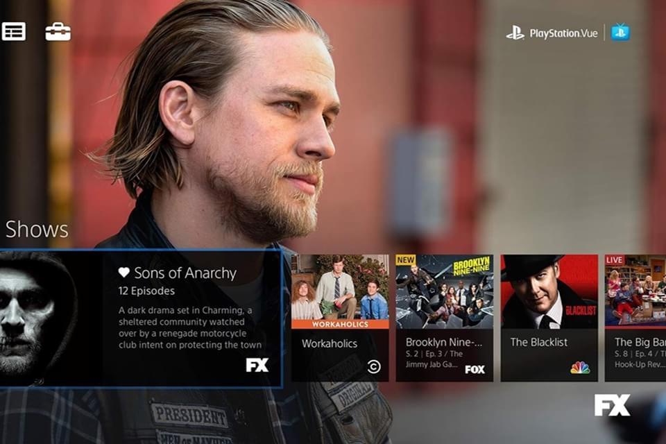 Imagem de Sony entra na brincadeira: PS4 e PS3 terão TV por meio do PlayStation Vue no site TecMundo
