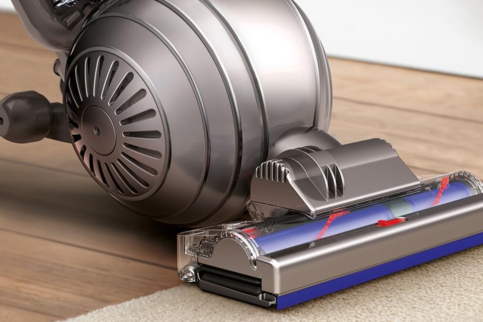 Imagem de Dyson: novo aspirador dispensa substituição de sacos de pó no site TecMundo
