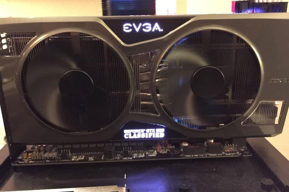 Imagem de EVGA apresenta watercooler para GPU, teclado mecânico e muito mais na CES no site TecMundo