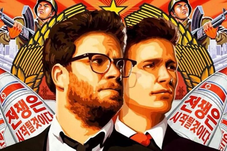 """Imagem de Assistimos ao filme """"A Entrevista"""", que causou polêmica e ataque hacker no site TecMundo"""
