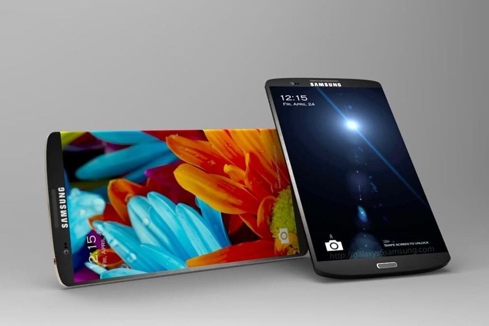 Imagem de Novo rumor: Samsung lançará dois Galaxy S6 e um smartwatch na MWC 2015 no site TecMundo