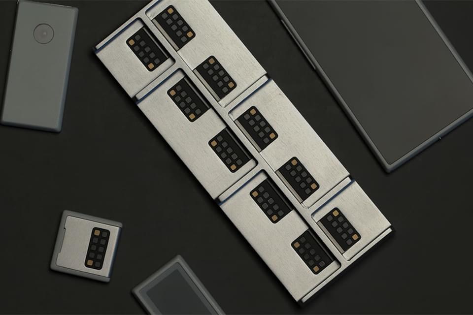 Imagem de Acompanhe o 2º evento da Google sobre o Project Ara, o smartphone modular no site TecMundo