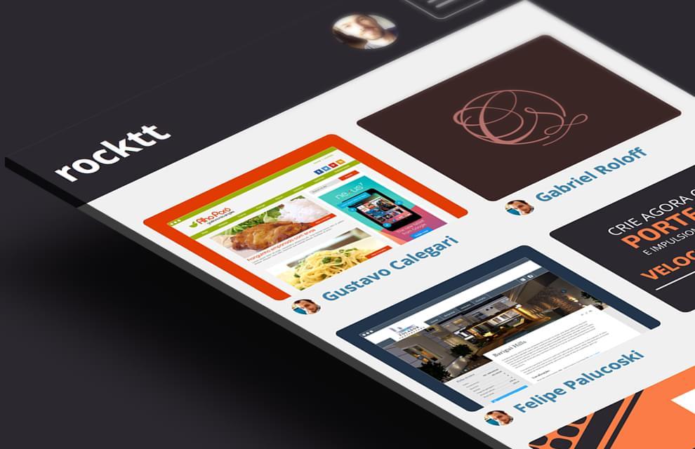 Imagem de Rocktt: plataforma ajuda designers a serem vistos no mercado de trabalho no site TecMundo