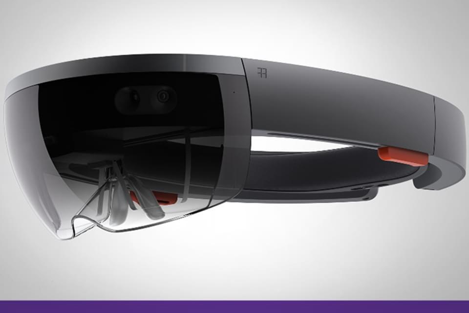 Imagem de Microsoft HoloLens, o computador holográfico mais avançado do mundo no site TecMundo