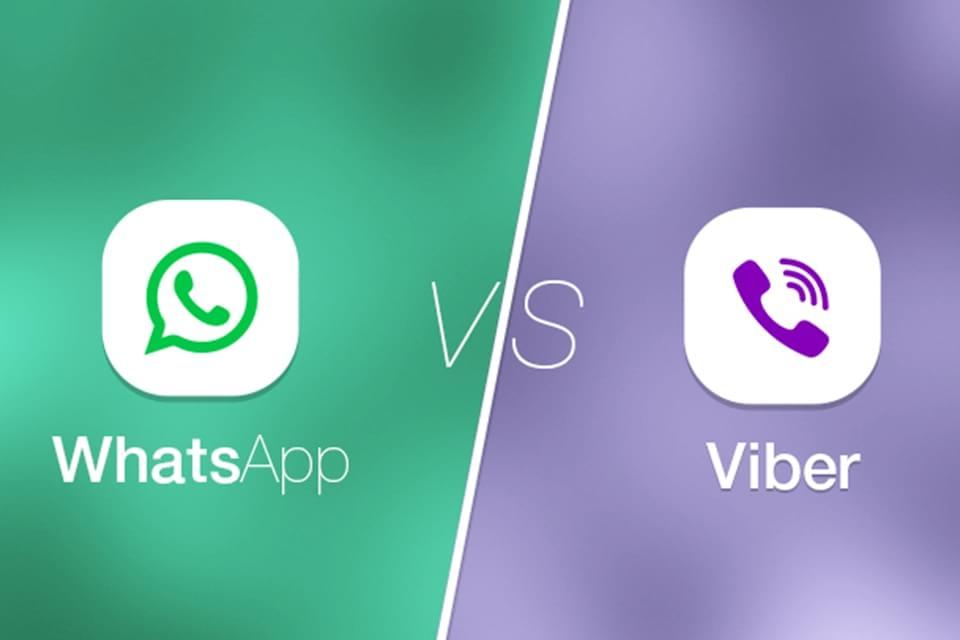 Imagem de Mesmo com investimentos, Viber ainda está longe do WhatsApp [Infográfico] no site TecMundo