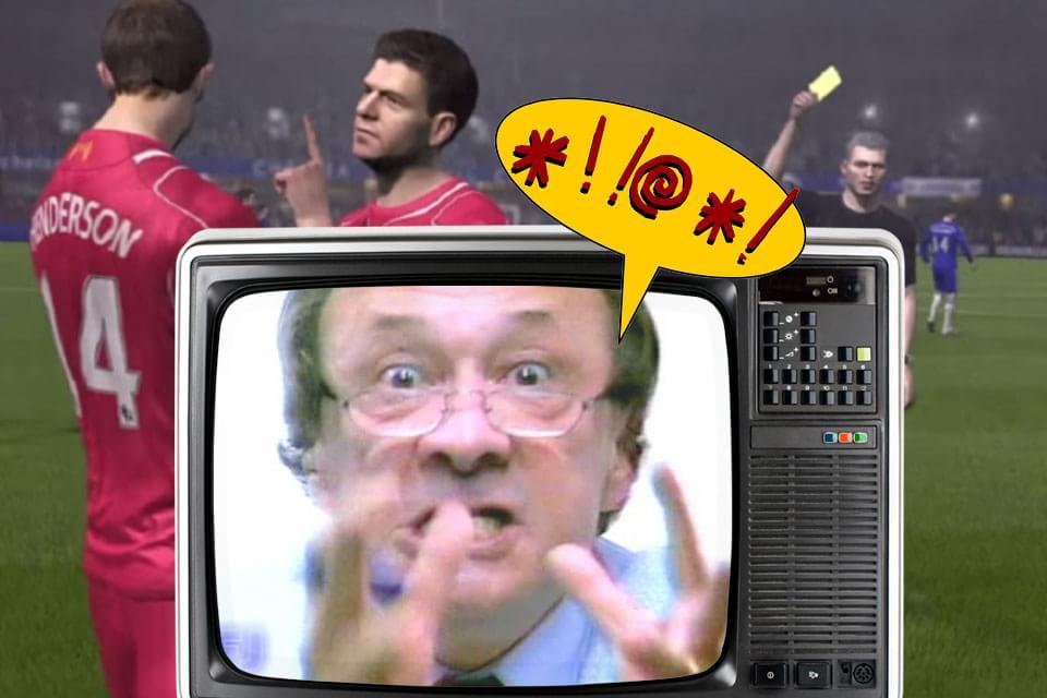 Imagem de Seu vagabundo! A partida de FIFA com mais xingamentos da história [vídeo] no site TecMundo