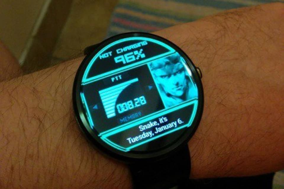 Imagem de De Metal Gear aos Simpsons: conheça temas divertidos para smartwatches  no site TecMundo