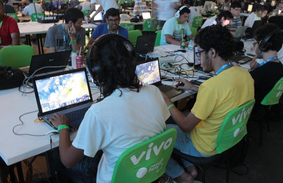 Imagem de Balanço geral: o primeiro dia da Campus Party 2015 no site TecMundo