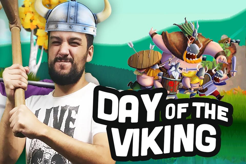 Imagem de Jogatina de Bolso: a luta de hoje é contra os bárbaros de Day of the Viking no site TecMundo