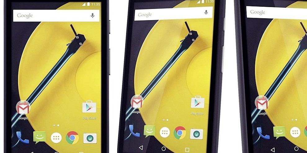 Imagem de De novo? Loja vaza dados e fotos do novo Moto E, que virá com 4G e Lollipop no site TecMundo